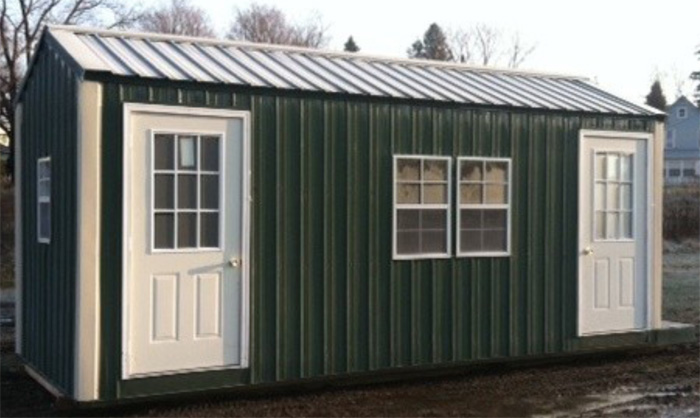 Sheds metal sheds for Aluminum sheds for sale